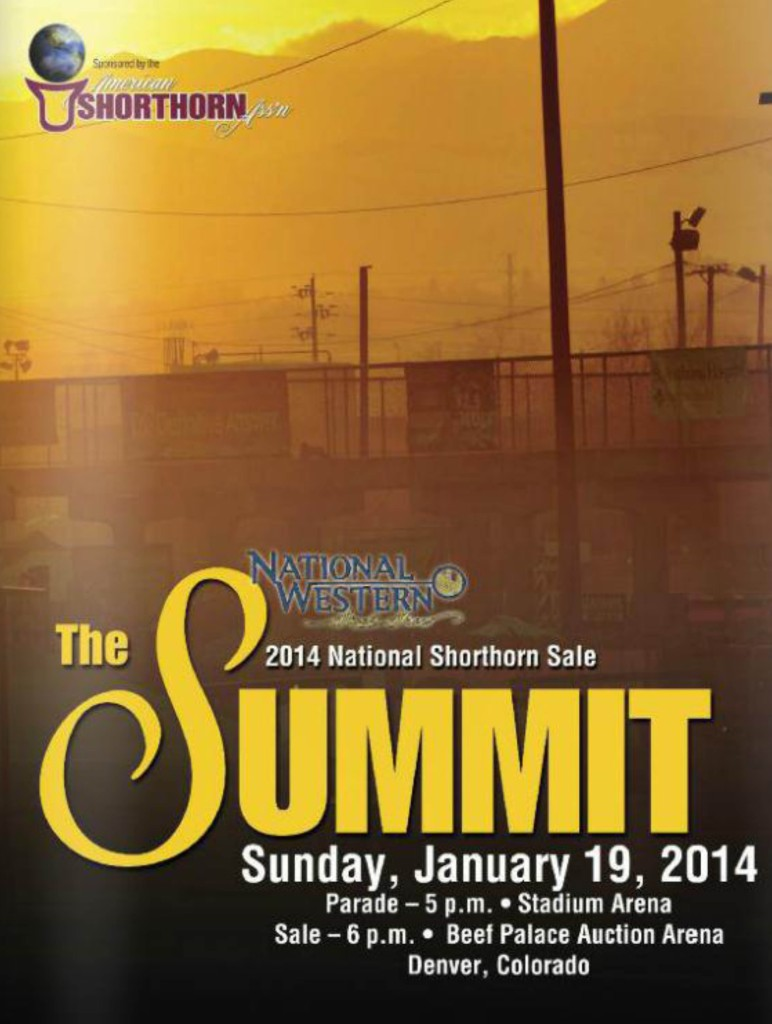 The Summit – National Shorthorn Sale