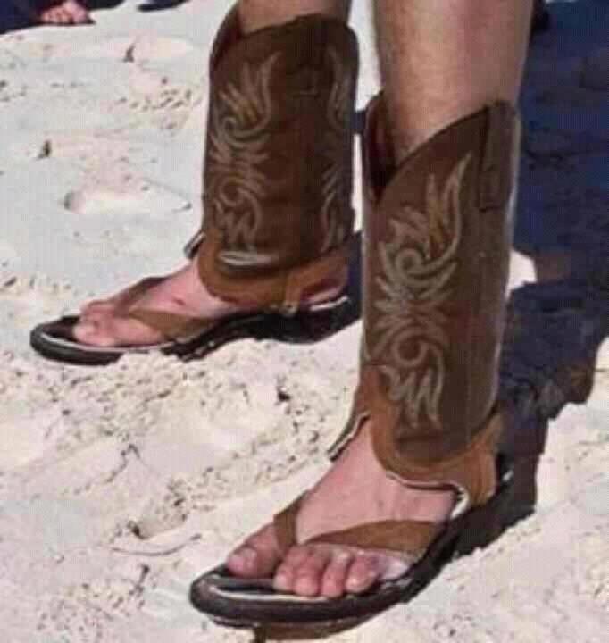 sandal-boots