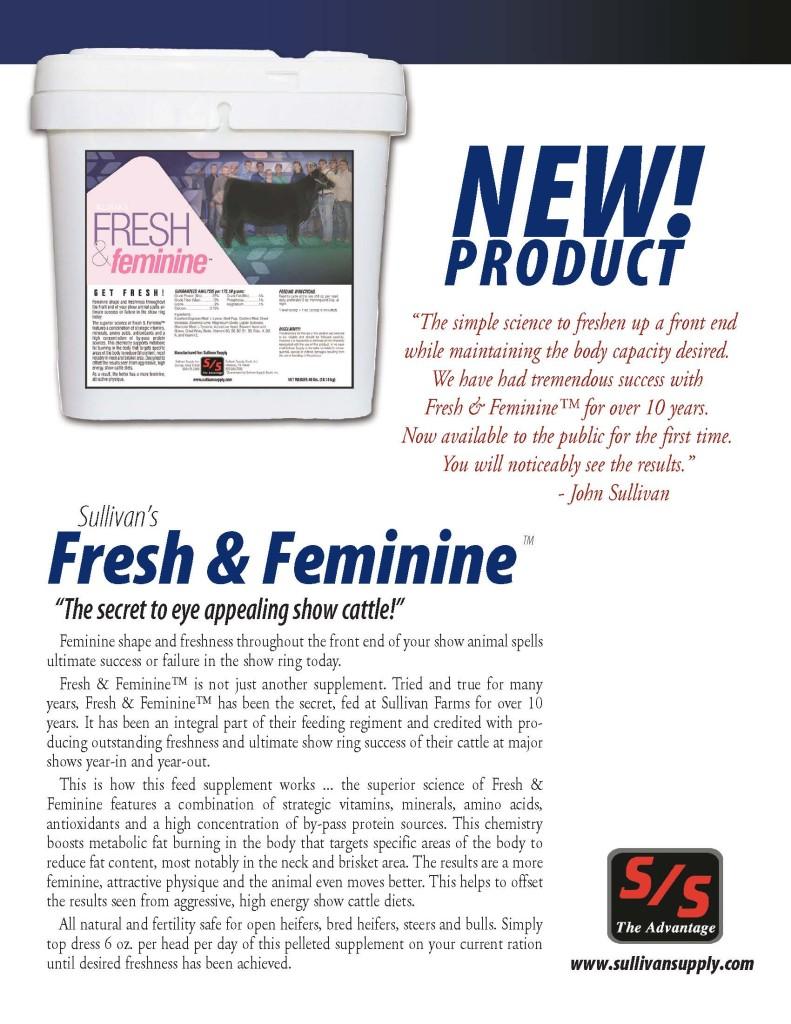 Fresh & Feminine