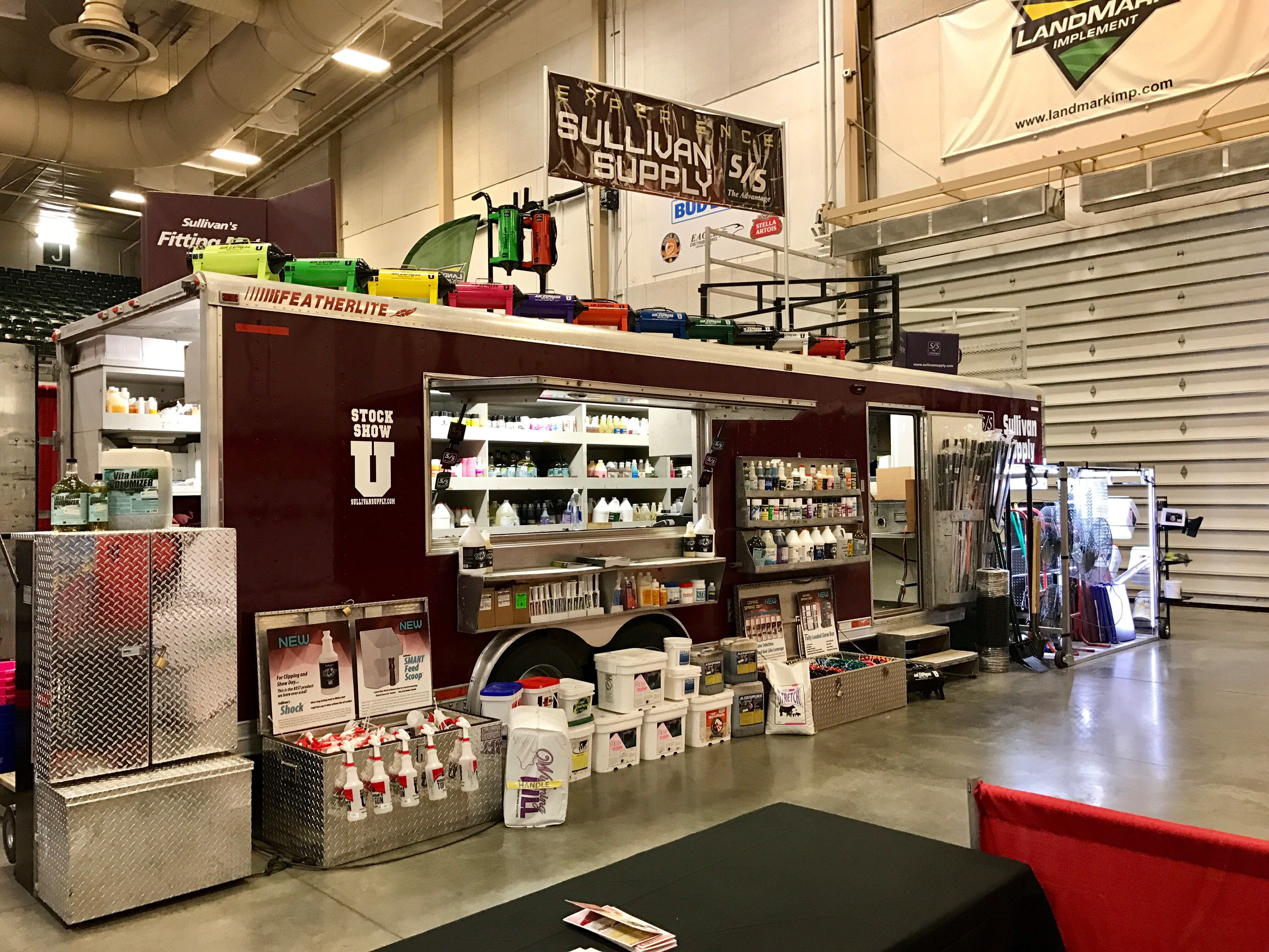 Stop By And See Josh Nelson And Crew At The Nebraska Cattlemenu0027s Classic In  Kearney, Nebraska This Week! Stock Up On All Your Favorite Sullivan Supply  ...