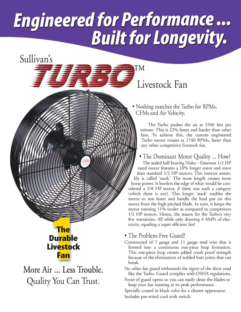 Sullivan's Turbo Fan (2)