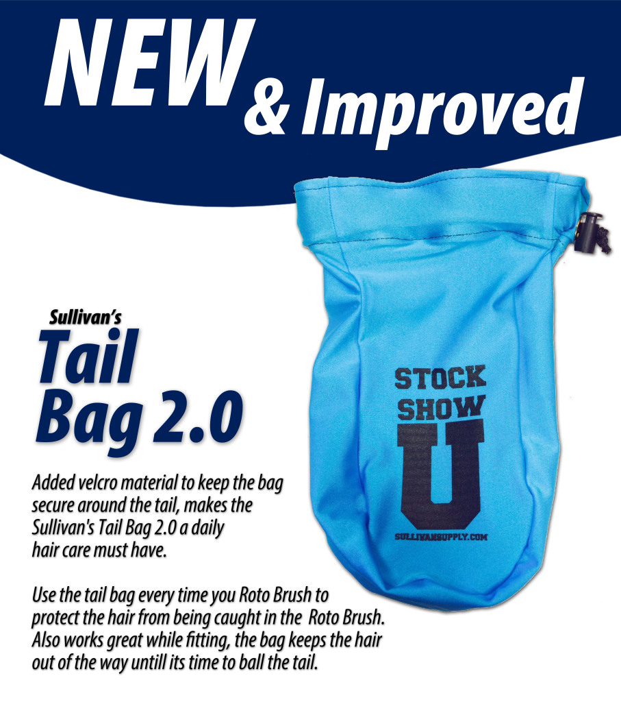 Tail bag 2.0 Louisville