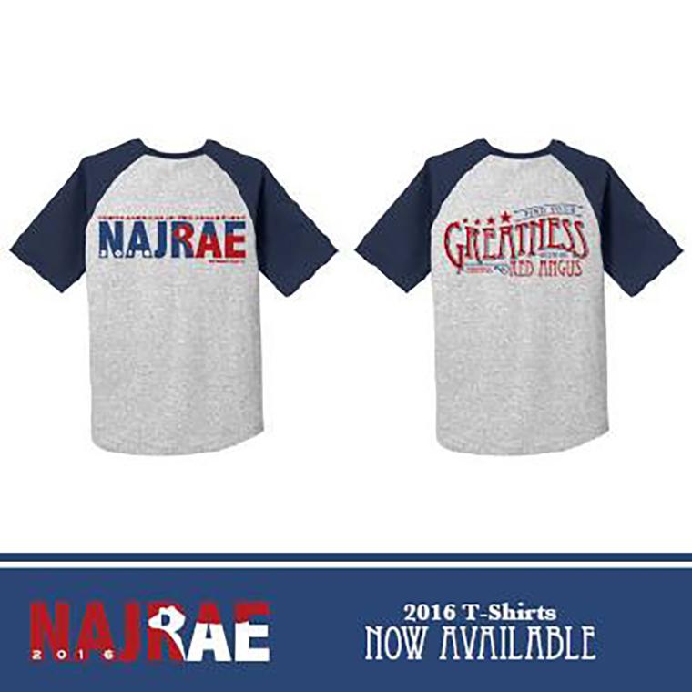 NAJRE Shirt 2016