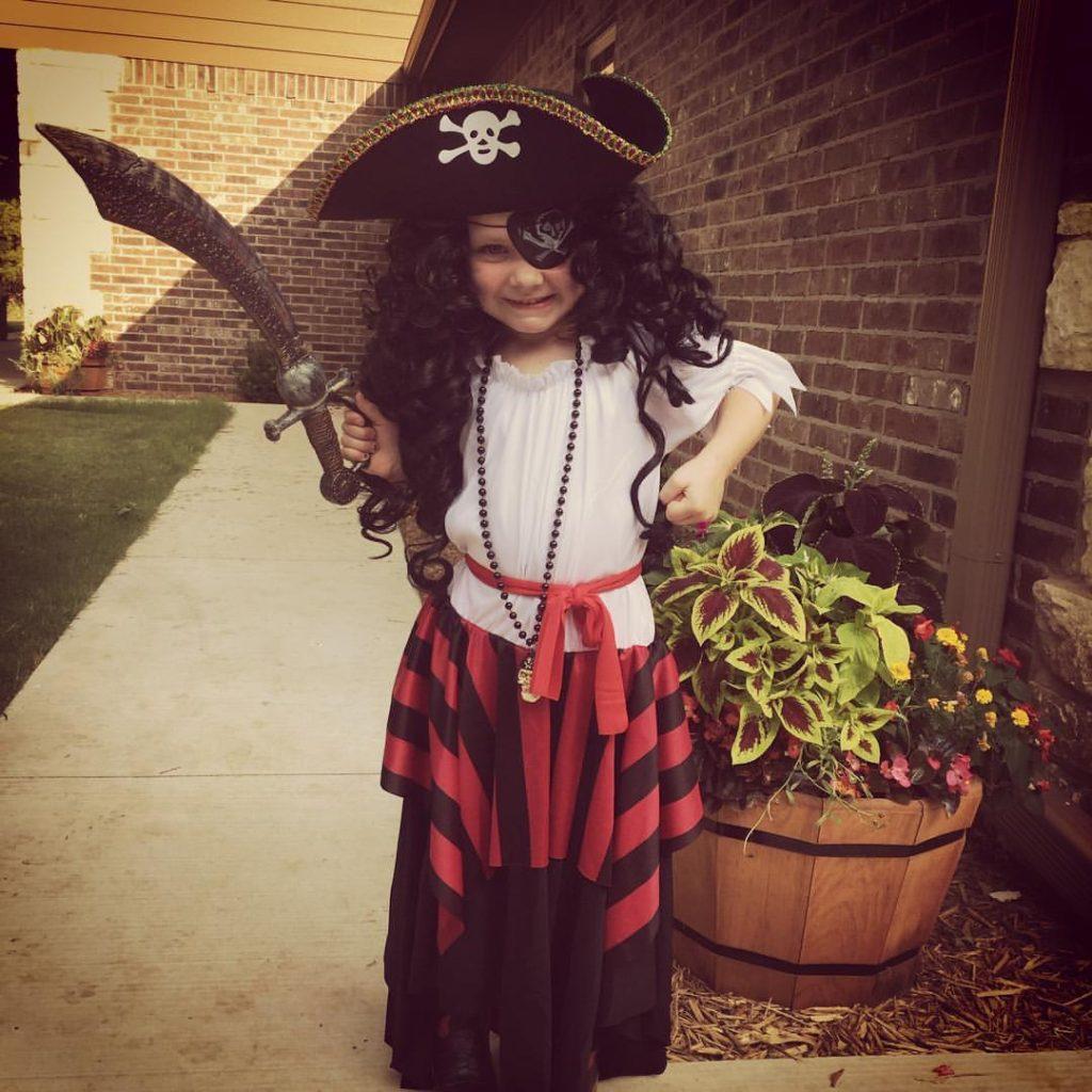 Kennedy Arthur Pirate