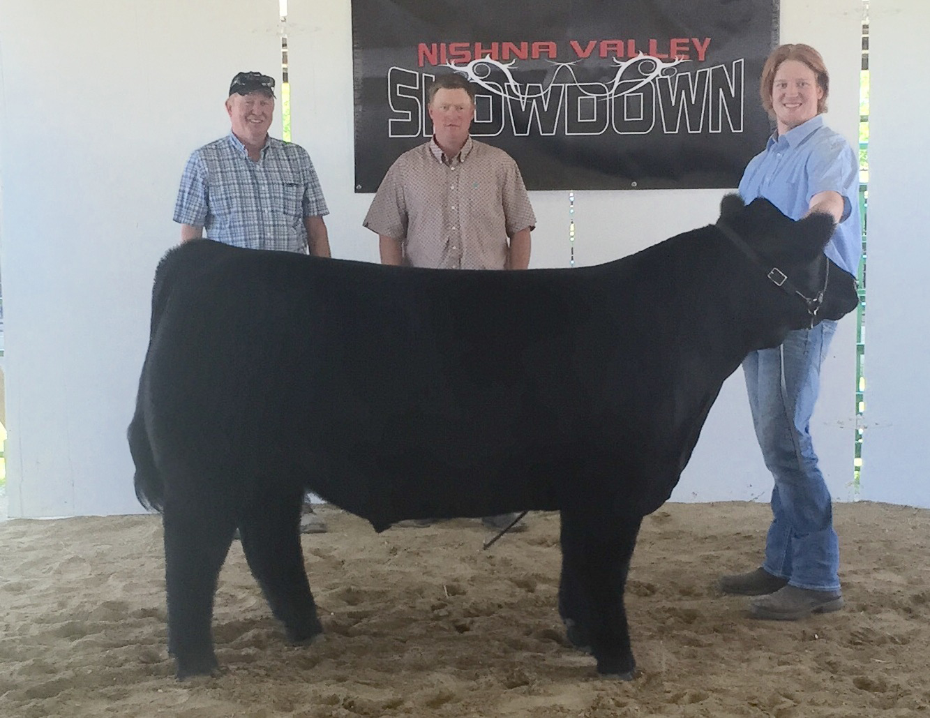 Nishna Res Steer