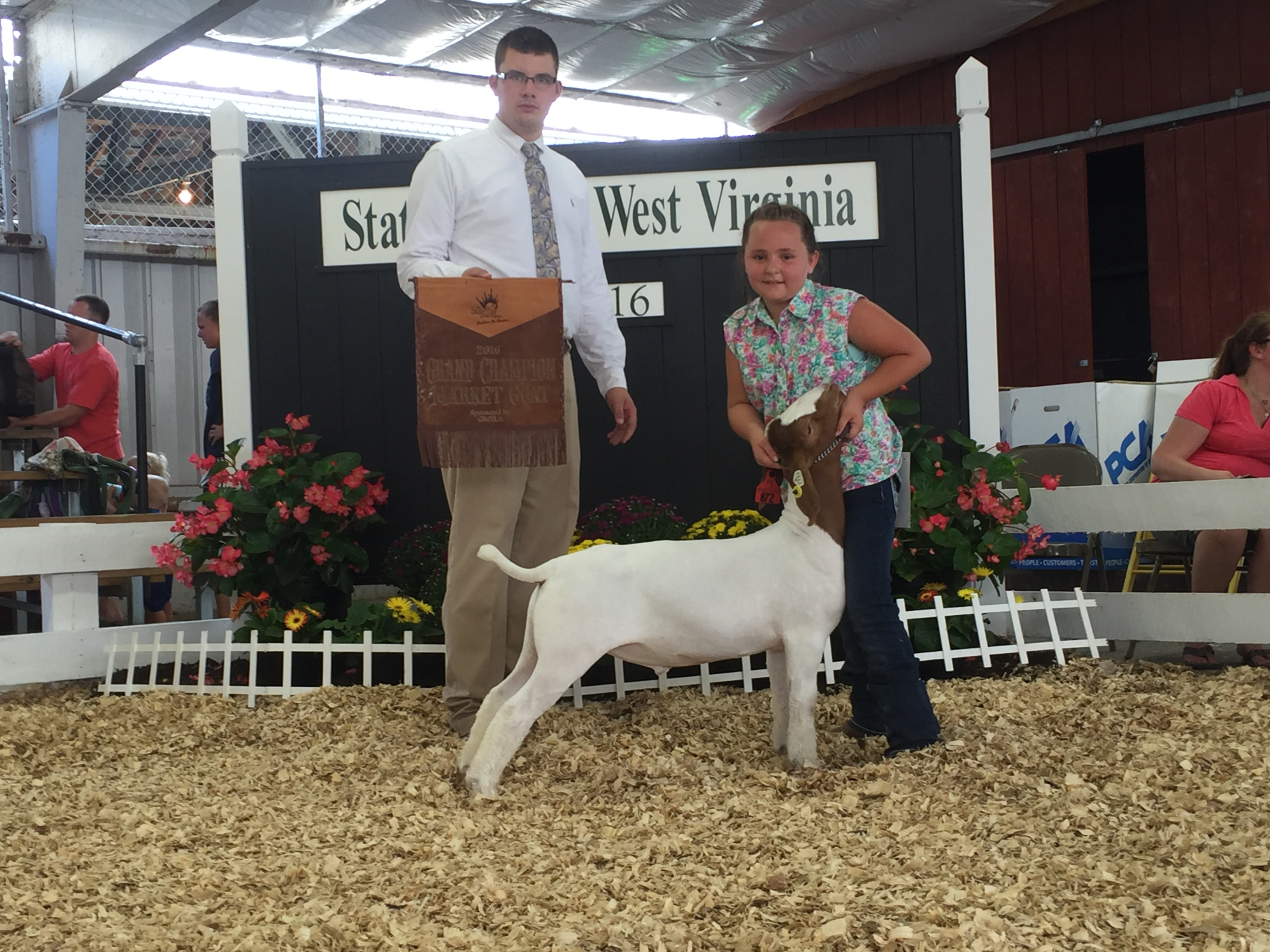 Champion Goats Trust Sullivan Supply Products! | The Pulse
